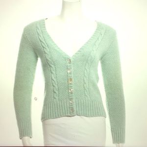 Marc Jacobs Cashmere & Wool-Blend Cardigan